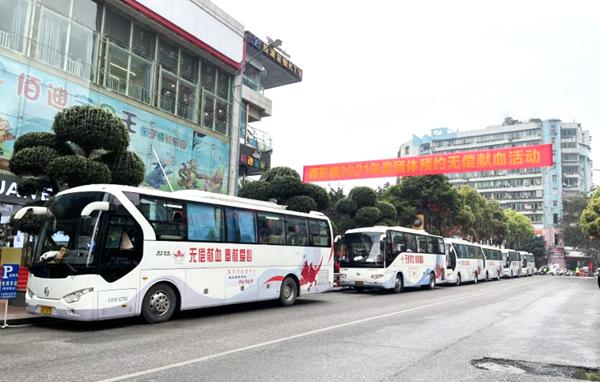学雷锋日:西彭镇 500余人献血传递爱心